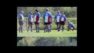 preview picture of video 'Armata Brancaleon Old Rugby Mirano Puos D'Alpago 150912 Parte 1'