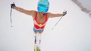 GoPro: Julia Mancuso's Perfect Ski Edit