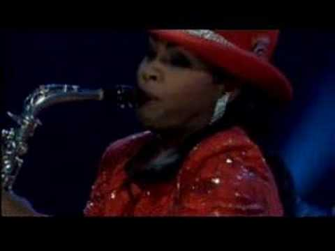 "Pamela Williams Video from ""A Night With The Saxtress"""