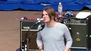 "The Dandy Warhols - ""Burned"" - Live at Red Rocks Monolith 2009"
