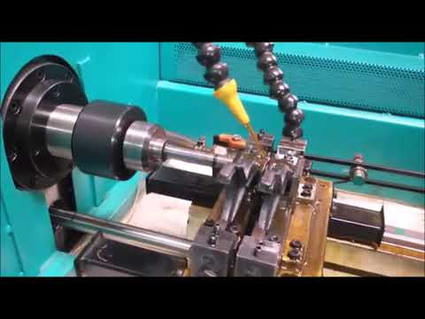 Servo Horizontal Honing Machine