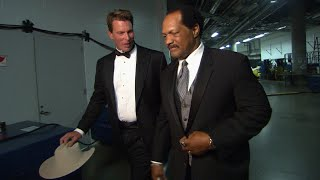 JBL And Ron Simmons Talk WWE Splitting Up The APA In 2004
