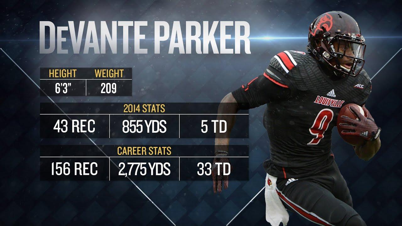 2015 NFL Draft: DeVante Parker scouting report thumbnail