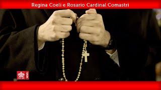 Regina Coeli e Rosario 22 Maggio 2020 Cardinal Comastri