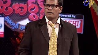 Jabardasth - జబర్దస్త్ - Chammak Chandra Performance on 14th August 2014