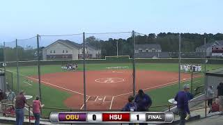 Reddies Softball vs. Ouachita Baptist (DH) | April 9, 2019