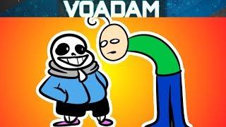 Ask Baldi Part 22 (Baldi's Basics Comic Dubs) With Principal, Playtime, and Sans!