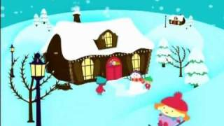 Jim Jam Europe - More Christmas Idents 2010