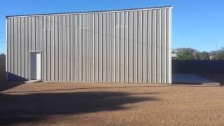 Residential Metal Building 40x40x16