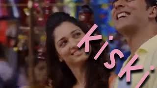 Beautiful & lovely song Watsapp status,tera naam doo, entertainment movie song