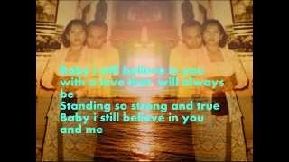 I STILL BELIEVE IN YOU  + Lyrics ... Floli59