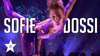 Sofie Dossi Auditions & Performances America