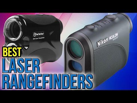 10 Best Laser Rangefinders 2017