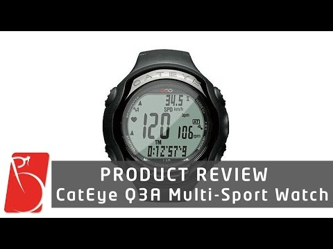 CatEye Q3A Multi-Sport Watch