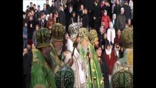 Молебен преподобному Сергию - 2 часть