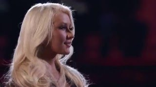 Chris Mann - The Voice Within (Tribute to Coach Christina Aguilera)