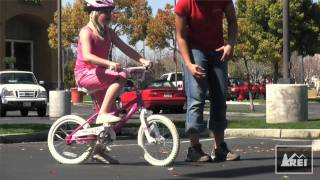 Teaching Your Child to Ride a Bike Video || REI
