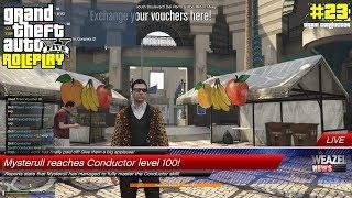 Master of Masinis, Level 100 (23) - GTA 5 ROLEPLAY