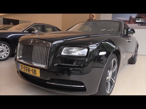 Rolls Royce Wraith 2015 In Depth Review Interior Exterior