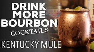 How To Make A Kentucky Mule (A Bourbon Moscow Mule!)