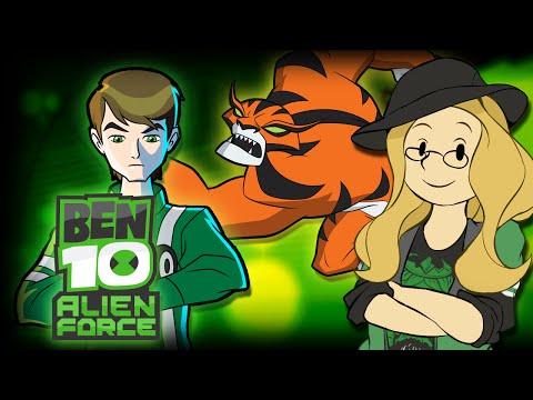 Sol's Ben 10-a-Thon! (Part 2): Ben 10: Alien Force - Alien Abomination
