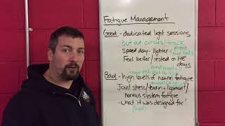 Part 4-How to Create a Conjugate (Concurrent) Training System (Method) for Track and Field Athletes