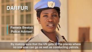 António Guterres', message to mark the International Day of United Nations Peacekeepers