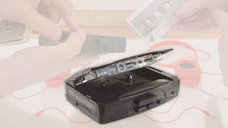 How to use a portable cassette player in 2020