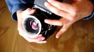 Rolleiflex SLX - basic review 2 - Deutsch