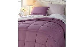 Soft   Cozy Plush Reversible Comforter Set