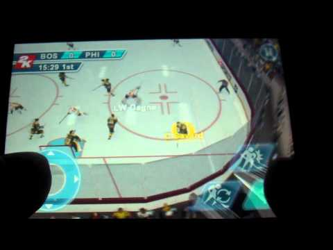 nhl 2k11 ios review