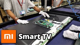 Mi LED Smart TV manufacturing plant Tour in India