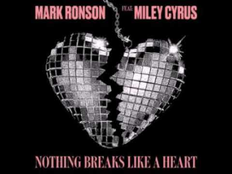 Mark Ronson - Nothing Breaks Like A Heart Feat. Miley Cyrus (Clean Version)