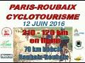parcours Paris-Roubaix