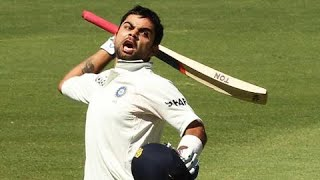 From the Vault: Kohli's maiden Test ton