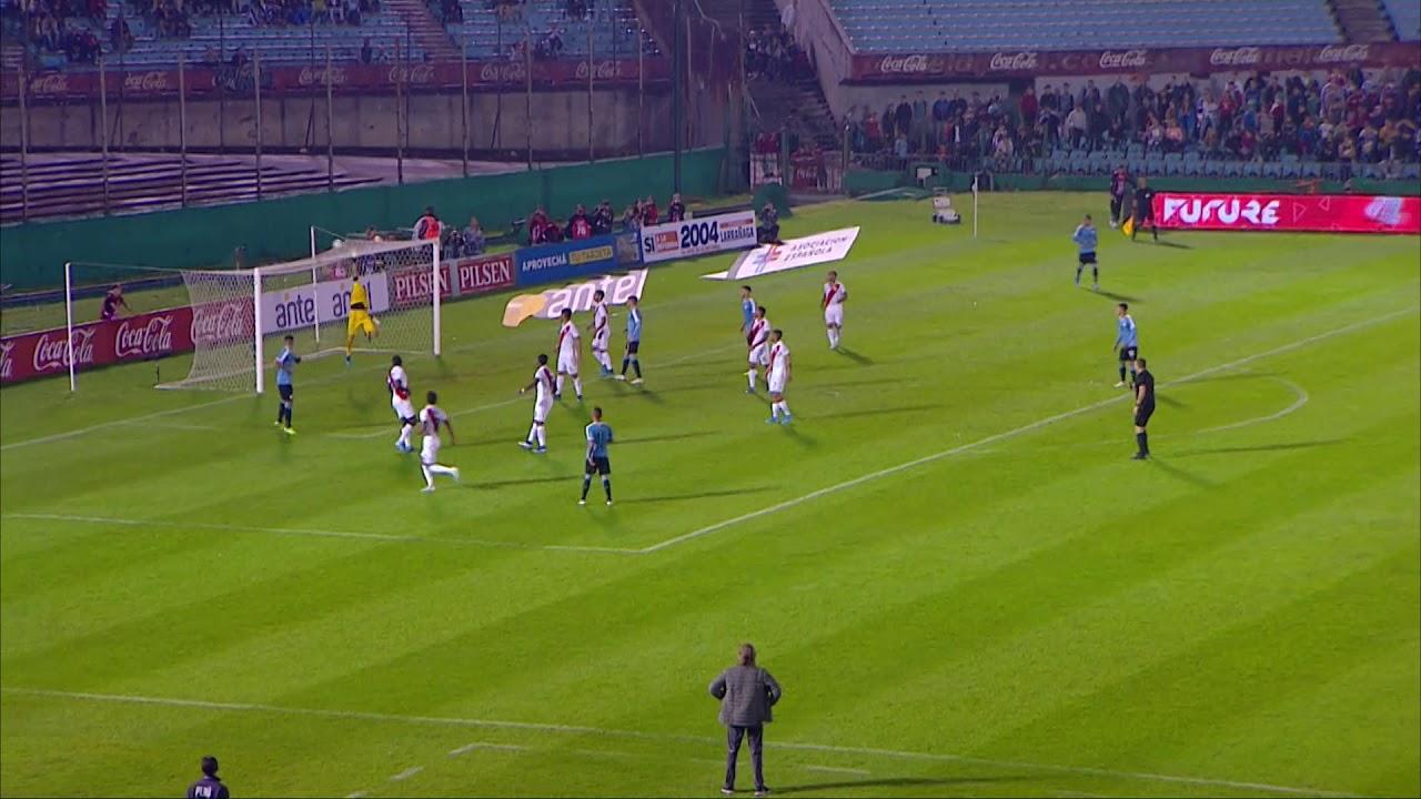 Amistoso | Uruguay 1-0 Perú (11/10/19)