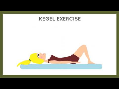 Kegel Exercise for Women: Tone Vaginal Muscles
