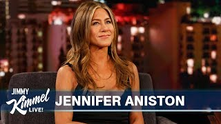 Jennifer Aniston Doesn't Know Why She Joined Instagram