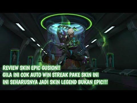 REVIEW SKIN GUSION   AUTO BANTAI SEMUANYA   MOBILE LEGENDS INDONESIA