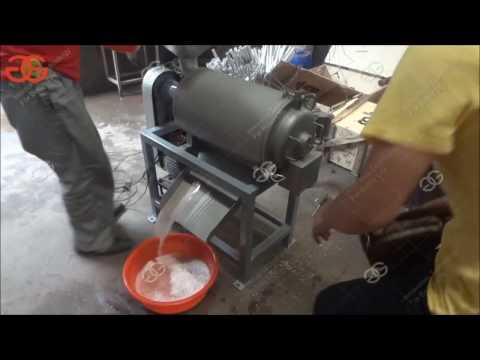Pomegranate Juicer Machine|Pomegranate Juice Making Machine