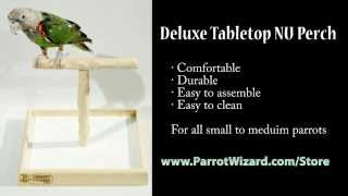 Deluxe Tabletop NU Perch