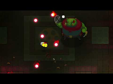 Видео № 0 из игры Enter the Gungeon - Deluxe Edition [NSwitch]