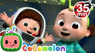 Twinkle Twinkle Little Star  + More Nursery Rhymes & Kids Songs - CoComelon