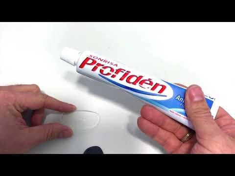 Desmontando Mitos 1 - Limpiar las gafas con pasta de dientes