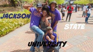 A Day On My College Campus | JSU