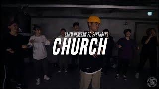 Jrick Baek Choreo Class | Samm Henshaw   Church Ft  EARTHGANG | Justjerk Dance Academy