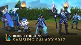 Making the SSG 2017 World Championship Team Skins – Behind the Scenes | League of Legends
