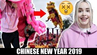 I Tried To Lion Dance in Hong Kong