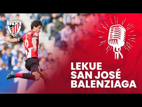 🎙 Lekue, San Jose eta Balenziaga I post Real Sociedad 2-1 Athletic Club I J23 LaLiga 2019 20