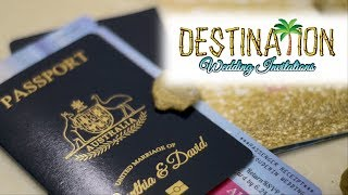 Vanessas Destination Wedding Invitations - Who We Are